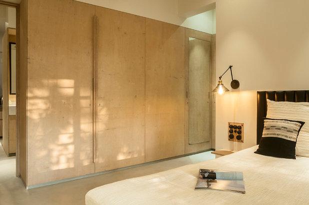 コンテンポラリー 寝室 by SML Architects
