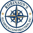 ROBINSON'S ALUMINUM CONSTRUCTION INC's profile photo