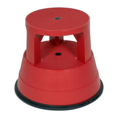 Core Distribution Stable Step Stool, Red