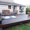 Build a Beautiful Platform Deck in a Weekend