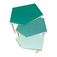 - Cucko nest of tables - Mesas de centro