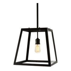 exposed bulb lighting. lightscom oiled bronze roebling 1light pendant frame exposed bulb lighting