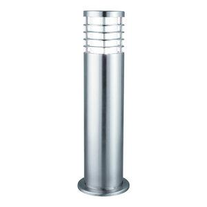 Modern Outdoor Stainless Steel Exterior Pillar Lamp Post