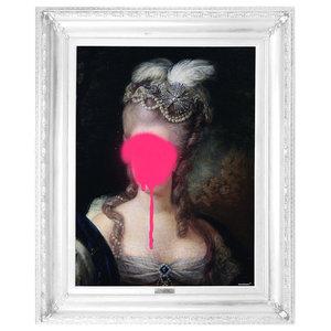 Madame Blush Canvas, 60x81 cm