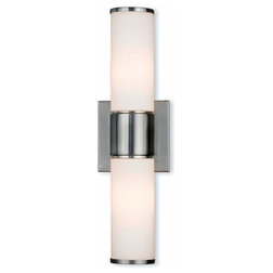 Transitional Bathroom Vanity Lighting by Fratantoni Lifestyles