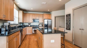 Townhome Kitchen