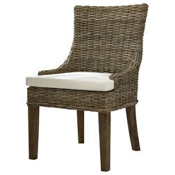 Tropical Dining Chairs by Padma's Plantation