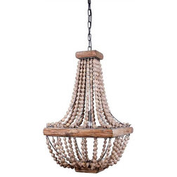 Mediterranean Chandeliers by First of a Kind USA Inc