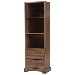 Transitional Bookcases by HedgeApple
