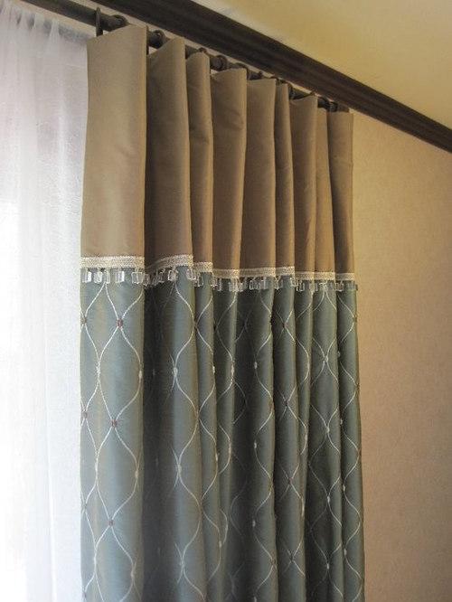 traditonal drapery - Curtains