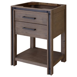 Transitional Bathroom Vanities And Sink Consoles by Sagehill Designs
