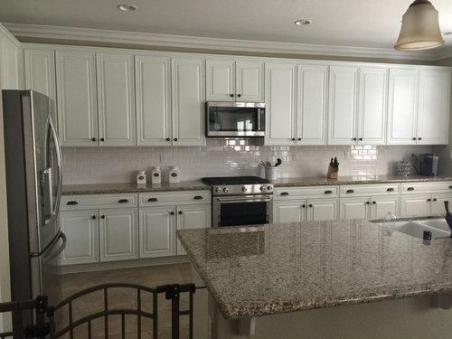 Help My White Dove Cabinets Have A Cold Bluish Undertone