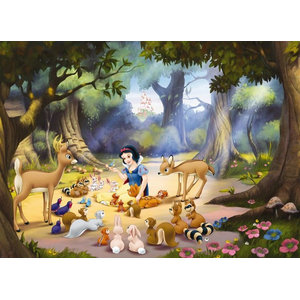 Disney Princess Photo Wall Mural, Snow White, 254x184 cm
