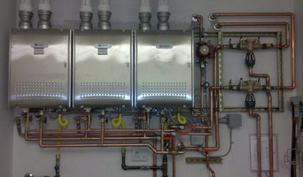 Tankless water heaters for Toni and Guy