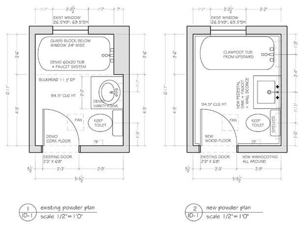 Unique Floor Plan by mango design co