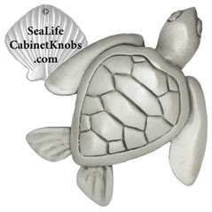 Sea Life Cabinet Knobs by Peter Costello - Port St. John ...