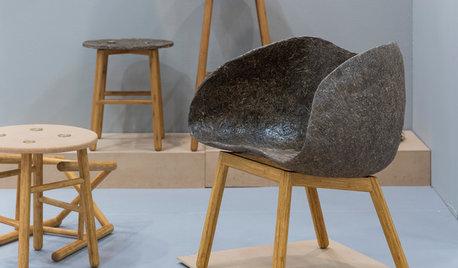 Ung dansk designer overrasker: Sådan laver man en stol af tang