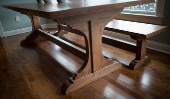 North Shore United auction dining table