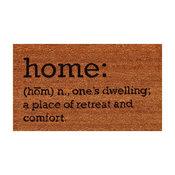 """""""Home"""" Doormat"""