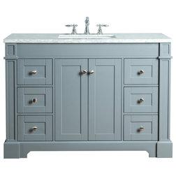 Transitional Bathroom Vanities And Sink Consoles by Stufurhome