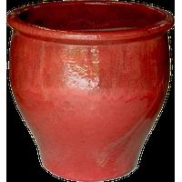 Giant Pot, Red, Medium