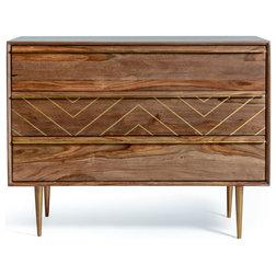 Midcentury Dressers by Houzz