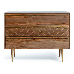 8a1622acd8b6d Starke Mid Century Modern Bedside Table With Drawer - Midcentury ...