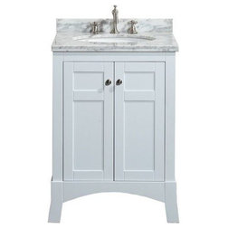 Lovely Transitional Bathroom Vanities And Sink Consoles by Eviva LLC