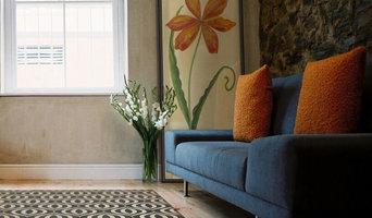 Pattern 15 vinyl floor cloth Istanbul