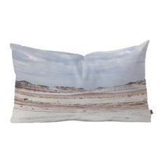 "Catherine Mcdonald Painted Desert Throw Pillow, 23""x14"""