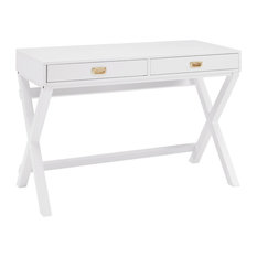 Writing Desk, White
