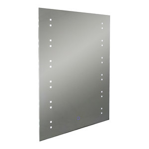 Starlight LED 80x60 cm Wall Mirror With Demister and Dimmer