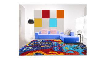 Silk rug