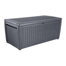 Keter Outdoor Storage Box Borneo, Anthracite