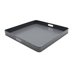 Square Serving Tray, Large