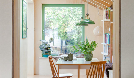 Room Tour: A Small Extension Creates a Spacious Kitchen-diner