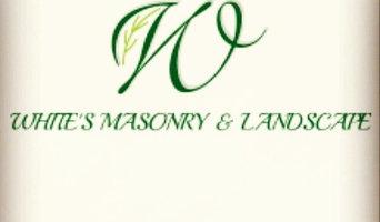 White's Masonry & Landscaping Plus LLC