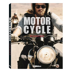 """""""Motorcycle Passion"""" Book"""
