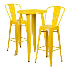yellow furniture. 3-Piece 24\ Yellow Furniture O