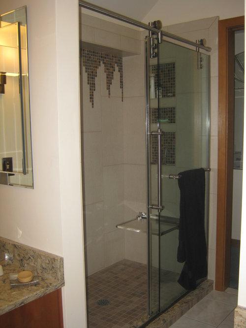 Roda Rolaire Shower Door | Houzz