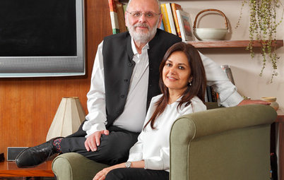 My Houzz: Delhi Designer Couple's Treasure-Filled Home