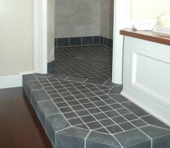 Tile Question Miter Cut Or Bullnose Corners