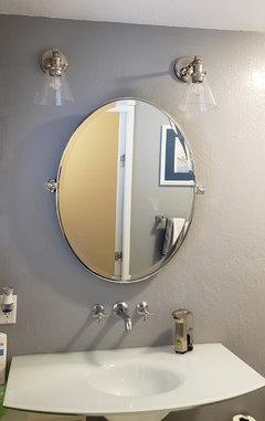 Pottery Barn Kensington Pivot Mirrors