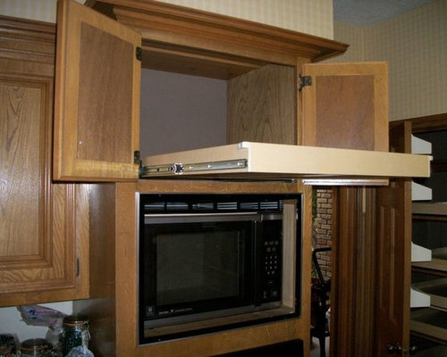 Above Fridge Amp Oven Solutions