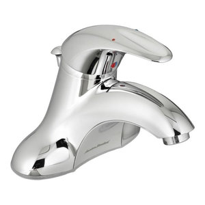 American Standard 7385.007 Reliant Centerset Bathroom Faucet, Polished Chrome