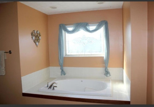 What To Do With Second Floor Bathroom Window Over Tub
