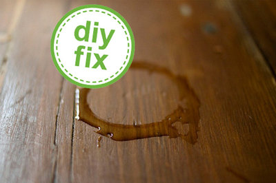 Gentil Quick Fix: Erase Water Rings From Furniture
