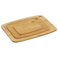 Furinno DaPur 3-Piece Bamboo Cutting Board Set