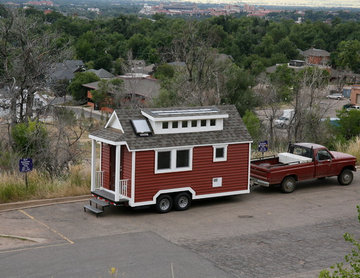 Boulder Tiny House with 'Tiny House Nation's' Zack Giffin