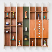 wall units, shelves, libraries, media units & sideboards